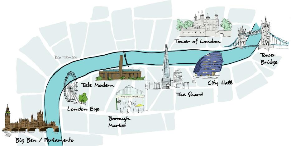 Guia de Londres - Para iniciantes e iniciados