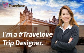 #Travelove Trip Designer