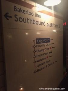 Kingly Court é a estação onde você encontra o Cahoots