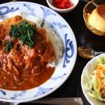 おおむたご当地グルメスタンプラリー「洋風カツ丼」『西洋膳所たかの』