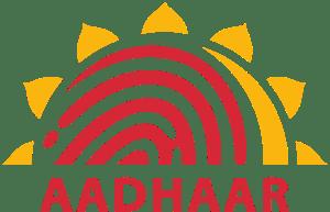 Logo of Aadhaar