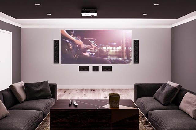 les dynaudio studio series home cinema