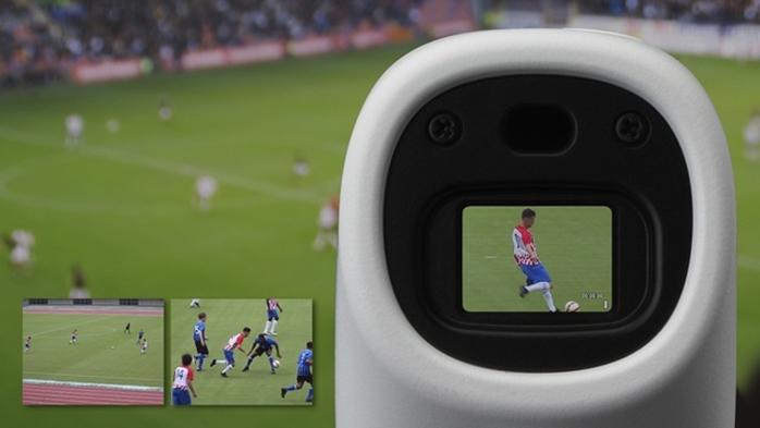 Canon PowerShot ZOOM : nouveau concept d'appareil photo compact qui voit très loin
