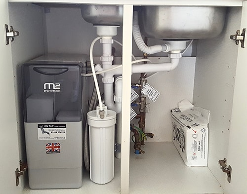 water filtration system water softener