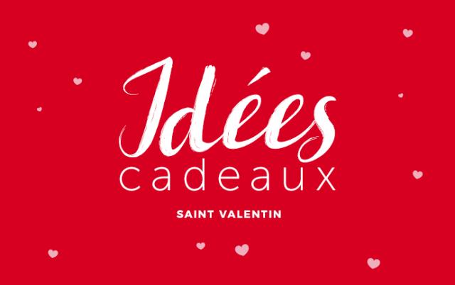 Idées cadeaux saint valentin - cadeau gratuit amoureux