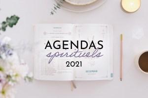 sélection d'agendas et carnets spirituels 2021 - sorcière, féminin sacré, ésotérique, magique, calendrier lunaire, carnets de sorcière, witch