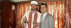 Άρχισε τις βόλτες ο νέος Τούρκος πρόξενος στη Θράκη.Πρώτα στους ψευτομουφτήδες