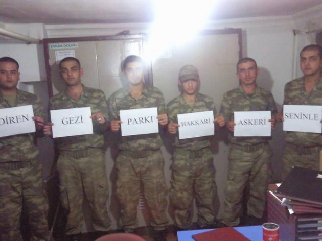Βγαίνουμε μαζί μας στρατιώτη του στρατού