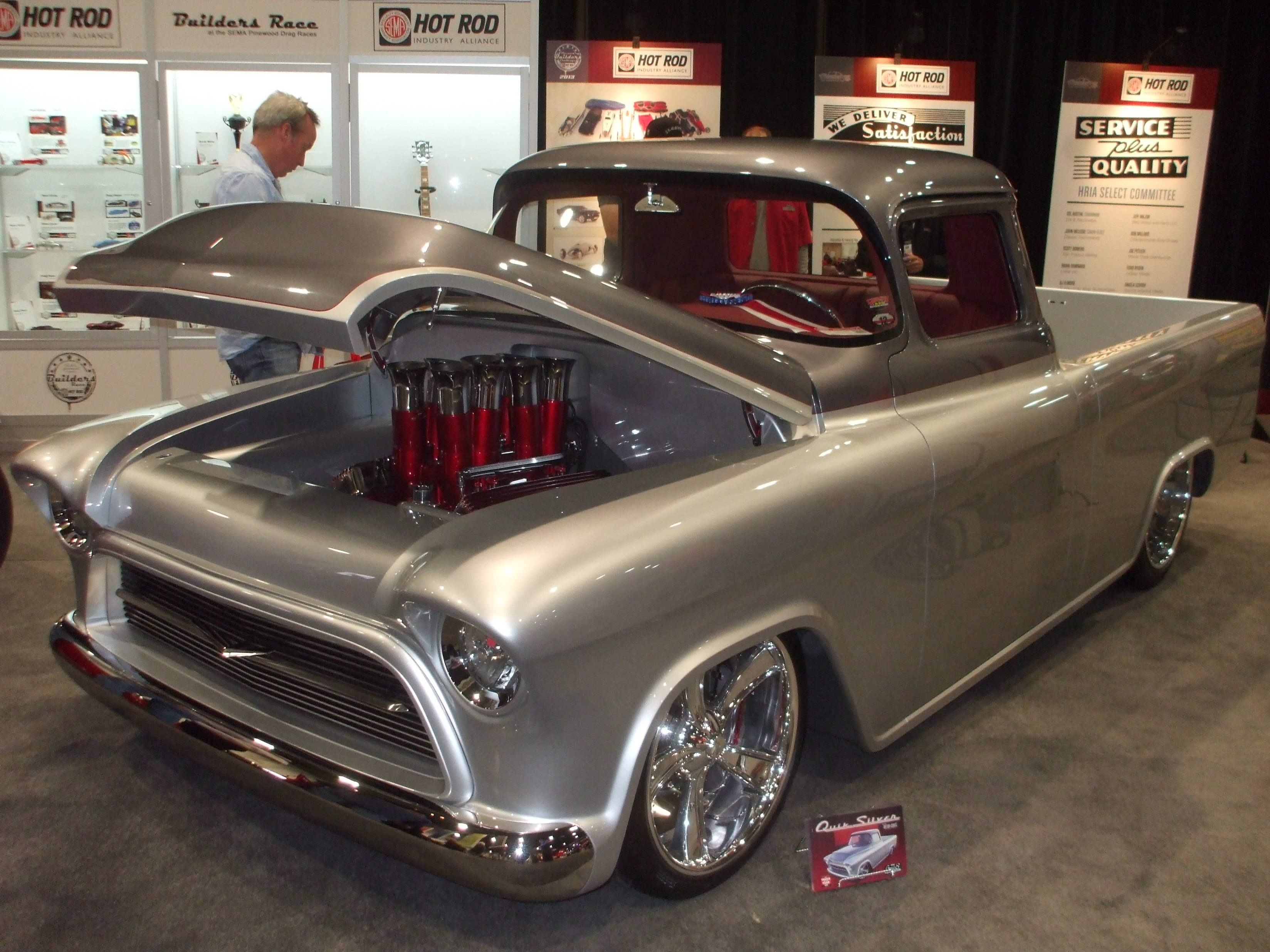 Your 5 Favorite Rides From SEMA 2013 OnAllCylinders
