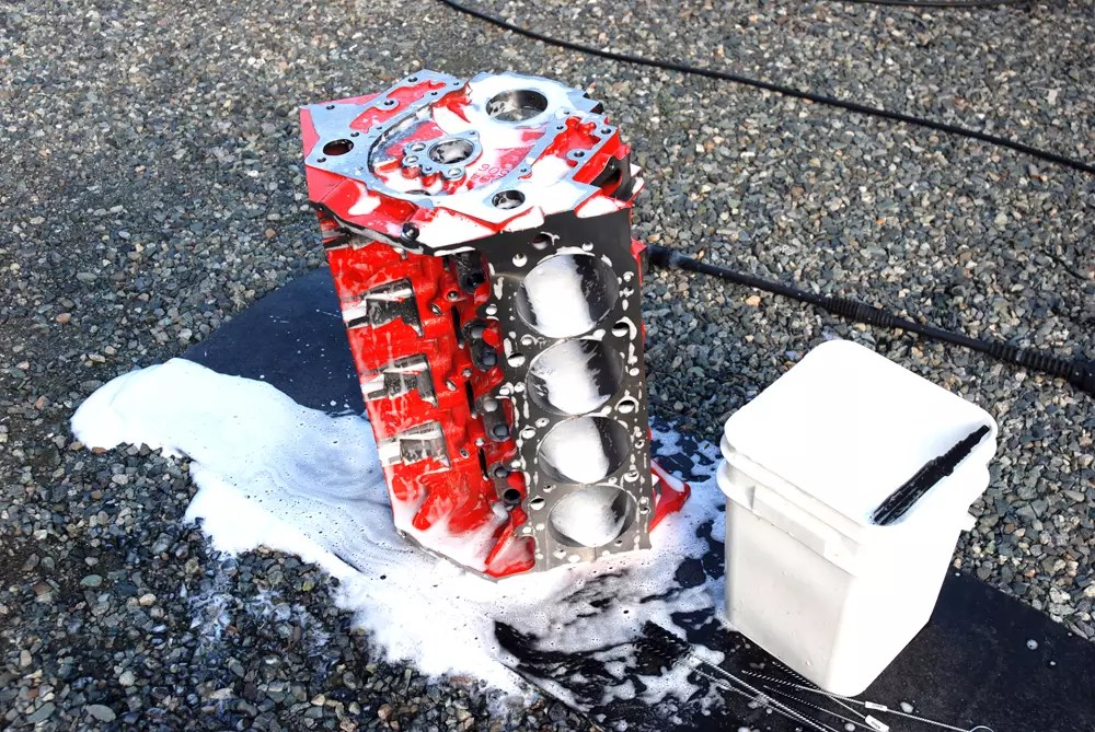 Mr Clean Quick Guide To Prepping A New Engine Block For