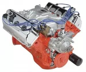 Mopar Performance 472 C.I.D. Hemi 525 HP Crate Engines