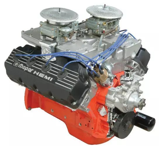 8 mopar crate engines you can buy now motorland mopar performance 528 cid 640 hp engine assemblies malvernweather Choice Image