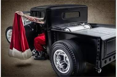 Hot Rodder Ink Charlie Mounces 1932 Ford Pickup Story