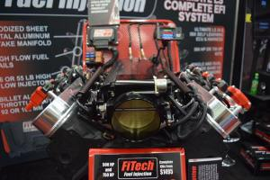 SEMA 2016: FiTech Unleashes Ultimate Induction System for LS Engines  OnAllCylinders