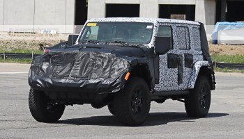 2018 jeep scrambler. fine 2018 new 2018 jeep wrangler jl details emerge three engine options available inside jeep scrambler