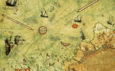 Sürpriz Yok, Piri Reis'in Haritasının Rotasına Devam.