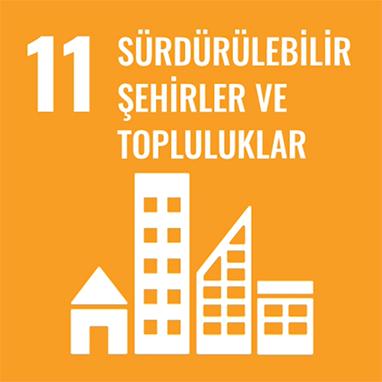 Sürdürülebilir Şehirler ve Topluluklar