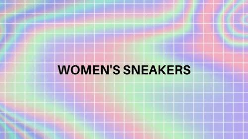 Women's sneakers