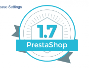 Prestashop 1.7 database settings