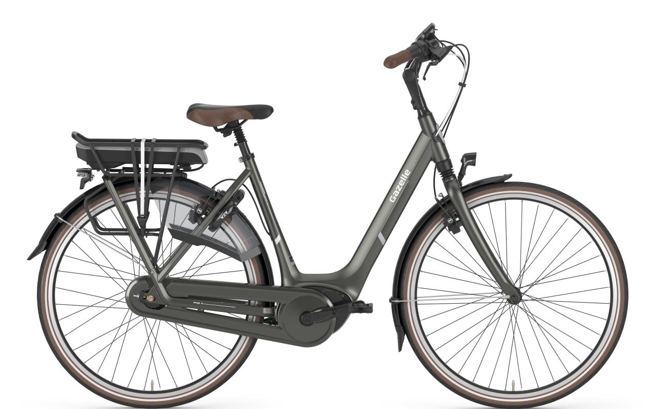 Gazelle Orange C8 Hmb Touring Electric Bike