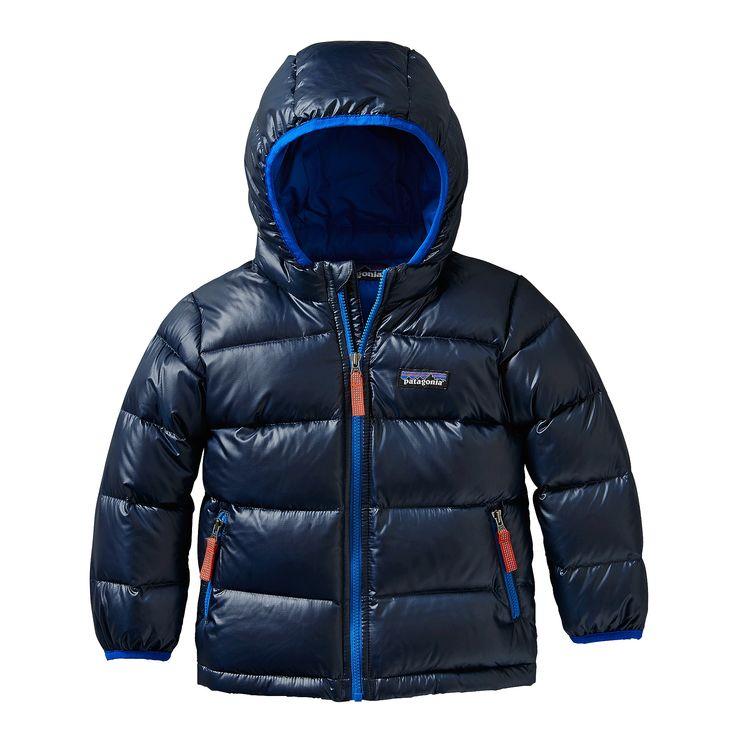 Patagonia Baby Hi Loft Sweater Hoody Piumino Bambino