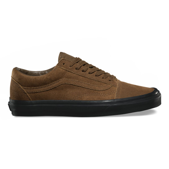 vans old skool suola marrone