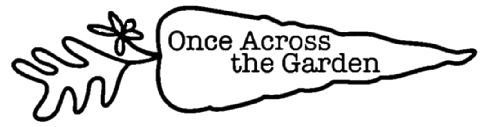 Once Across the Garden Logo