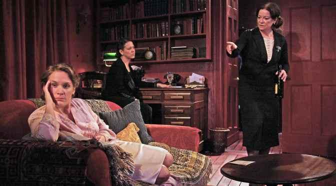 """""""Mrs Klein"""" at the Almeida Theatre"""