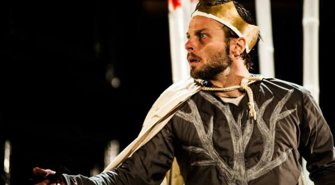 """Richard III"" at St Paul's Church, Covent Garden"