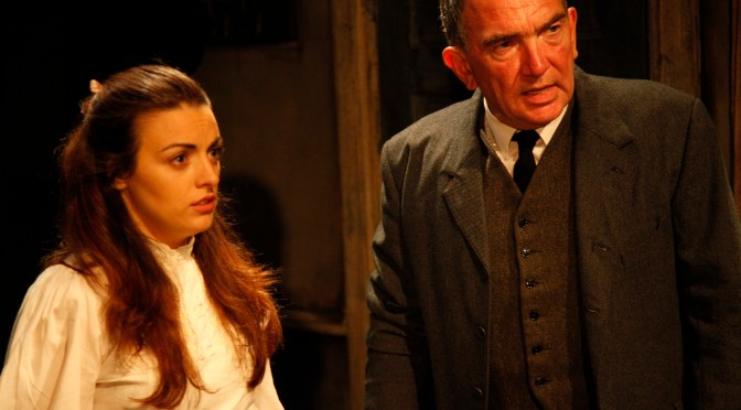 """""""Mixed Marriage"""" at the Finborough Theatre"""