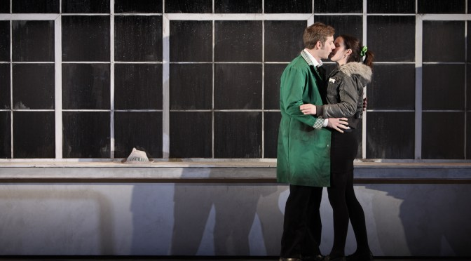 """""""Port"""" at the National Theatre"""