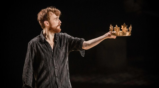 """Edward II"" at the National Theatre"