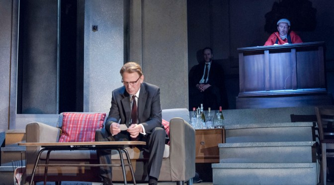 """""""Keeler"""" at the Charing Cross Theatre"""