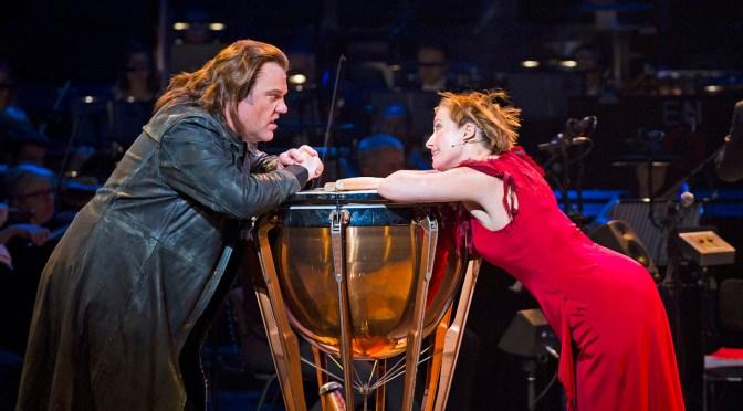 """Sweeney Todd"" at the English National Opera"