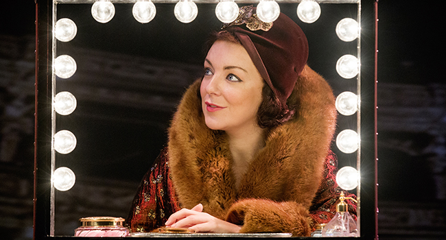 """Funny Girl"" at the Menier Chocolate Factory"