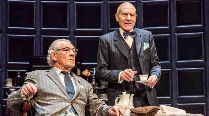 """No Man's Land"" at Wyndham's Theatre"