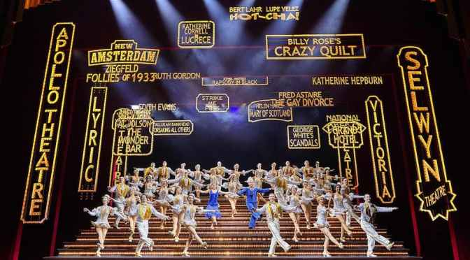 """42nd Street"" at the Theatre Royal Drury Lane"
