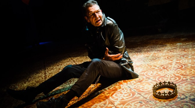 """Richard III"" at the Arcola Theatre"