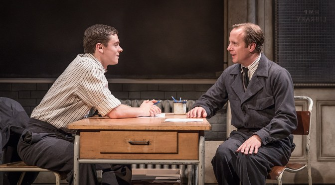 """Cell Mates"" at the Hampstead Theatre"