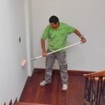 Mejoras para la casa hogar