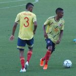 Alejandro García convocado a Selección Colombia S20