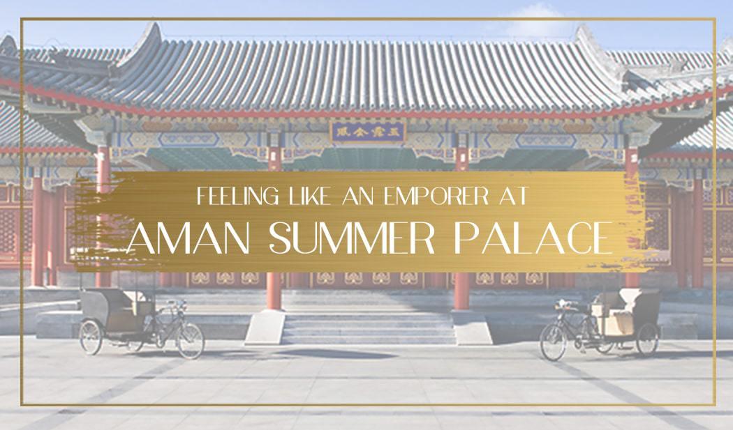 Aman Summer Palace Main