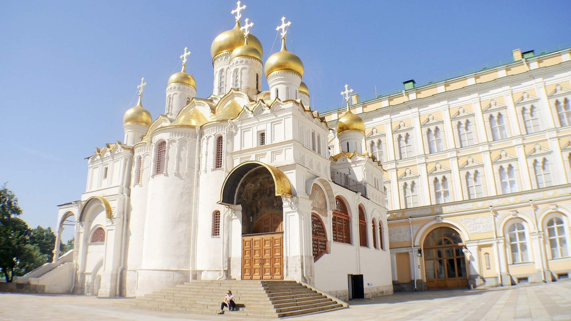 Church at the Kremlin