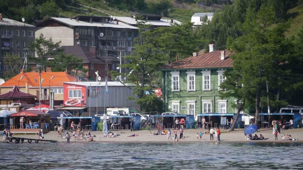 Summer on Lake Baikal
