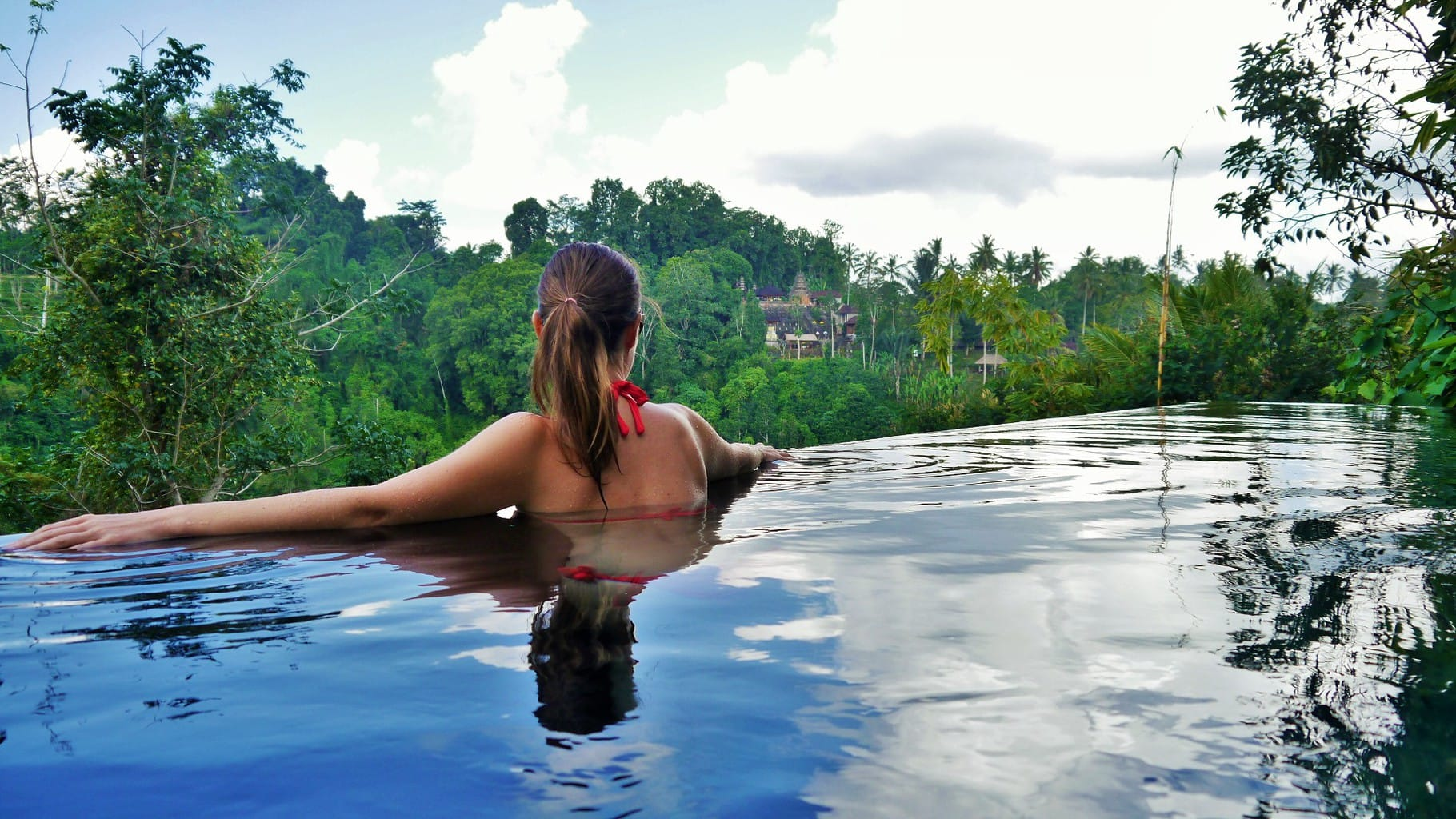 Hanging Gardens Review An Iconic Infinty Pool Perched On