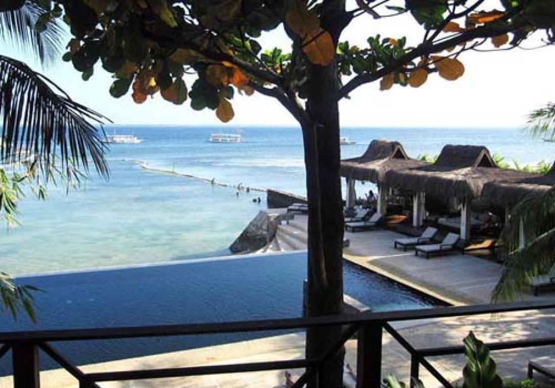 Abaca Boutique Luxury Resort Master Oceanfront Suite