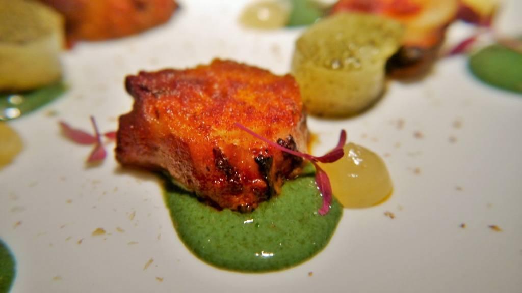 Pulpo Restaurant Cinc Sentits Proximity food