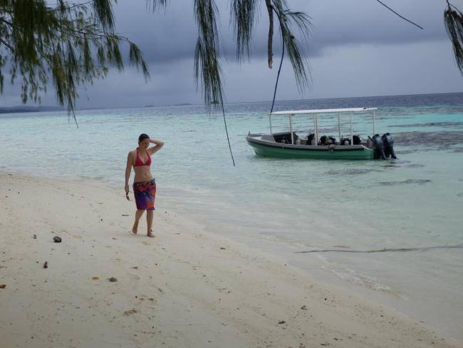 Gizo Island