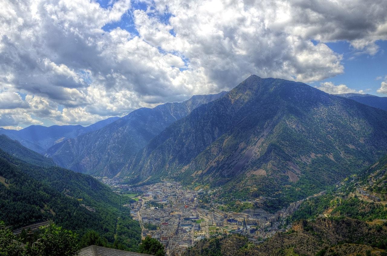 """""""Andorra valleys"""""""