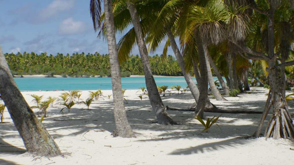 Island life in Aitutaki